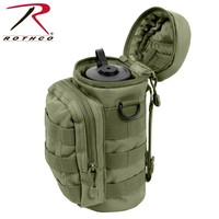 Rothco Rothco MOLLE Water Bottle Pouch - Olive Drab (2379)