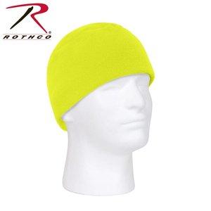 Rothco Rothco ECWS Fleece Toque / Beanine (Safety Green) #88661