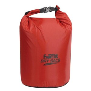 "World Famous World Famous Dry Sack (12"" x 24"") Red - #1227"