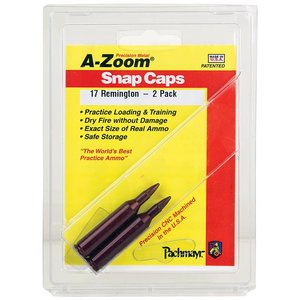 A-Zoom A-Zoom 17 Rem Snap Caps (#12217) 2 Pack