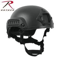 Rothco Rothco Base Jump Airsoft Helmet - Black (1894)