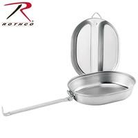 Rothco Rothco Stainless Steel GI Type Mess Kit (#130)