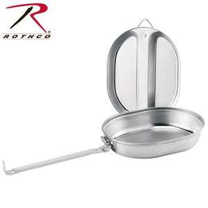 Rothco Rothco Stainless Steel GI Type Mess Kit (#130)