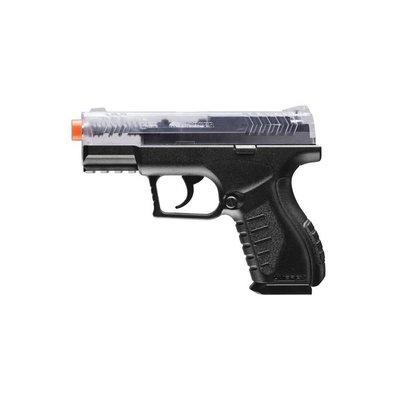 Umarex Umarx Combat Zone Enforcer Airsoft Pistol (Clear) Co2 #2276009