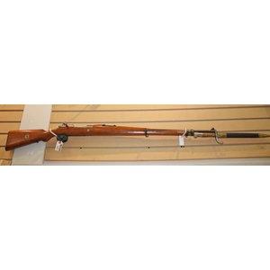 Mauser Mauser 1908 Brazilian (7 x 57) Matched Numbers (w/ Bayonet) Light Brown