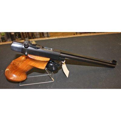 Drulov .22 Target Handgun (Czech)