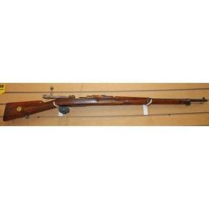Mauser Swedish Mauser 1899 Military 6.5 x 55 Full Wood