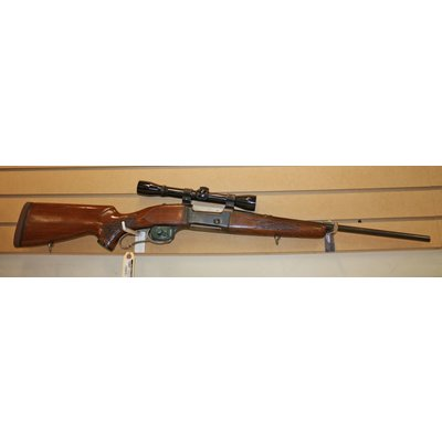 Savage Savage Model 99C 308 Win Lever Rifle - c/w Banner 4x Scope