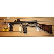 Owen Machine Gun - Australia - Deactivated (Mag Missing)