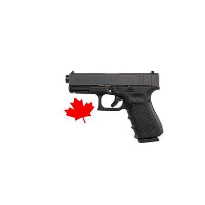 Glock Glock 19 Gen 4 Canadian Edition (9mm) Handgun