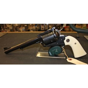Ruger Ruger New Model Blackhawk .44 Mag Revolver (w/ Grips and Case)