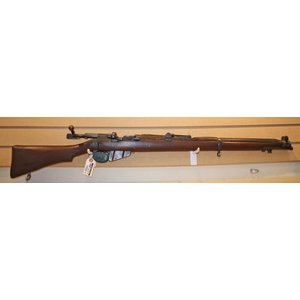 Enfield Enfield Ishapore #1 Mk3 Rifle Full Wood - 303 Brit - 1923 (w/ Mag Cutoff)