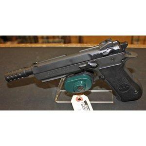 Jericho 941 S 9mm / 3 Mags + Muzzle Break & Case