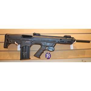 "Hurricane Defense Hurricane Defense BLACK FD12 Shotgun (12 GA / 3"") Bullpup"