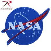 Poco Miltary NASA Logo Patch (Hook Back) Full Color