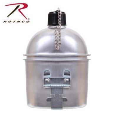 Rothco Rothco Aluminum Canteen (1 QT.) #414