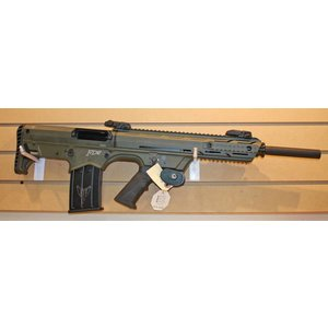 "Hurricane Defense Hurricane Defense OD GREEN FD12 Shotgun (12 GA / 3"") Bullpup"