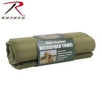 """Rothco Rothco Microfiber Towl (OD) 15"""" x 24"""""""