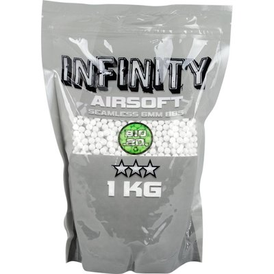 Valken Valken Infinity 0.20 Gram Biodegradable Airsoft BBs - 1 Kilo Bag