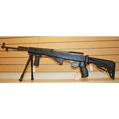 Russian SKS in ATI Stock / Bipod and Foregrip