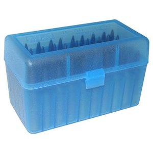 Berry MTM 243 Win/308 Win 50 Rd Ammo Box (BLUE)