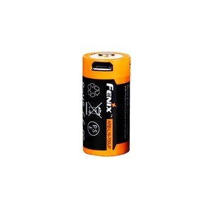 Fenix Fenix 16340 700 mAh USB Rechargeable Battery (ARB-L16-700UB)