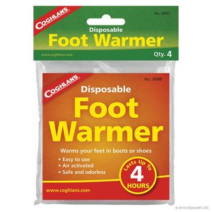 Coghlan's Coghlan's Disposable Foot Warmers (2 PACK) #0047