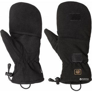 Pig-Tac Pig-Tac Sniper Tactical Gloves (Fingerless Fleece With Cover)