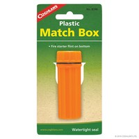Coghlan's Coghlans Plastic Matchbox (8746) Orange