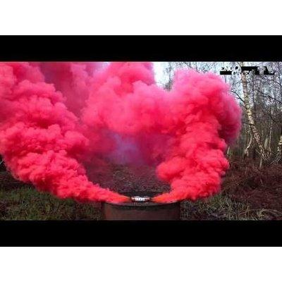 Enola Gaye Enola Gaye Burst Smoke (Dual Side) Wire Pull -  PINK