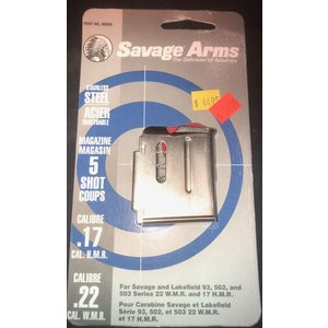 Savage Arms Savage 93 Series Magazine (502/503 .22WMR/.)