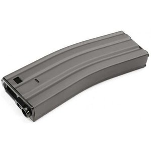 G&G Airsoft G&G M4 GR16 Hi-Cap Airsoft Magazine (450 Rounds) Black