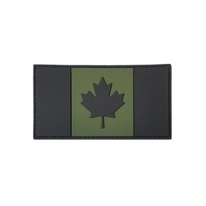 Tactical Innovations Canada Flag Patch (OD) (PVC)