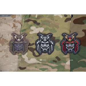 Milspec Monkey Samurai Head 1 PVC Patch