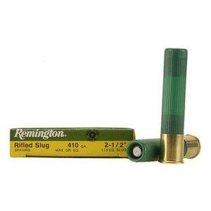 "Remington Remington Express 410 Gauge 2-1/2"" 1/5oz Rifled Slug (#SP410RS)"