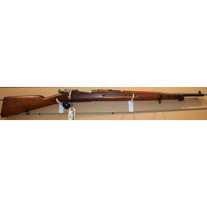 Swedish Mauser M96/38 6.5x55mm Rifle