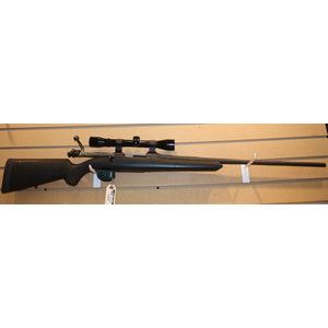 Mauser Mauser Action Rifle (8mm) w/ Scope (Painted Black)
