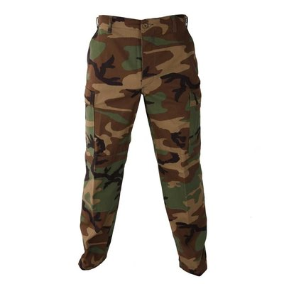 Propper International Propper Woodland BDU Pants Twill (Button Close)