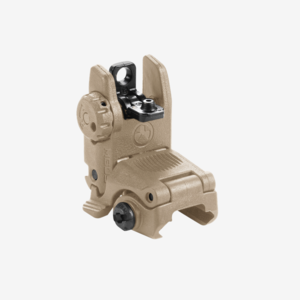 Magpul Magpul MBUS Rear Back-Up Sight (FLAT EARTH)