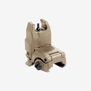 Magpul Magpul MBUS Front Back Up Sight (Flat Earth)
