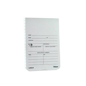 "Triform TriForm Evidence Notepad LD/BC24 - 3.5"" x 5"""