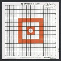 Allen Company Remington 100 Yard Sight In Target (12 PACK) #1520