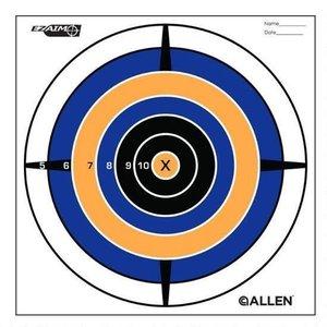 "Allen Company Allen ezAim Bullseye Target - Small 8"" x 8"" (#15206)"