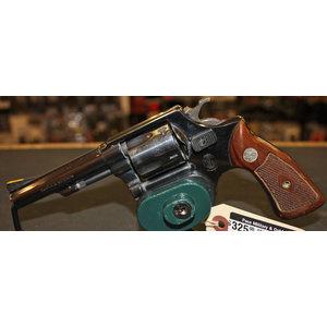 Smith & Wesson S&W 38 Model 33 (38 S&W PROHIB) Revolver (Black)