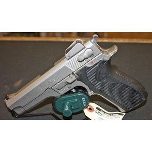 Smith & Wesson S&W Mod 5906 9mm Pistol (Silver) PROHIB