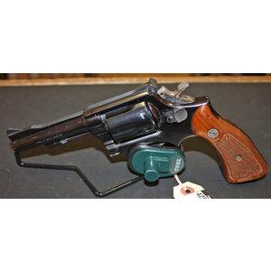 Smith & Wesson S&W 38 Model 15-3 (38 S&W PROHIB) Revolver (Black)