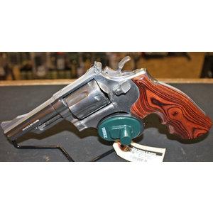 Smith & Wesson S&W Model 66 (357 MAG PROHIB) Revolver (Black)