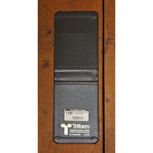 "Triform TriForm Notepad Cover (LVL26B) Vinyl - 3.5"" x 5"""
