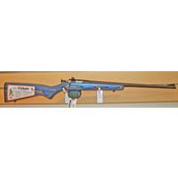 Keystone Crickett 22LR Single Shot Youth Rifle (Blue Laminate) NEW