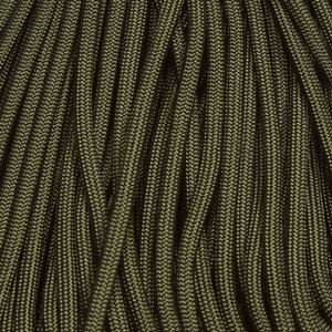 World Famous World Famous 550 Paracord 100ft Olive Drab